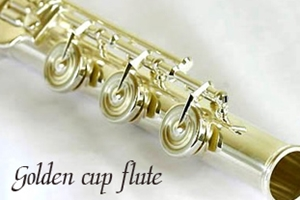 Gloden Cup Flute